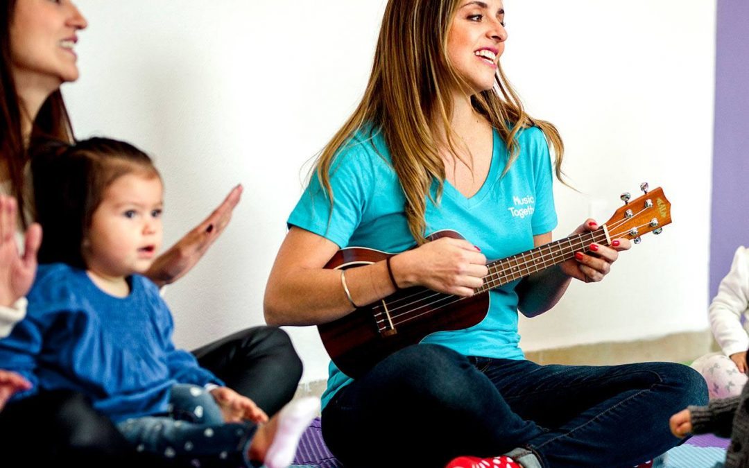 MUSIC TOGETHER TRENTO – musicalità per famiglie in Trentino